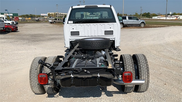2020 Ford F-550 Super Cab DRW 4x4, Cab Chassis #F201059 - photo 10