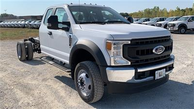 2020 Ford F-550 Super Cab DRW 4x4, Cab Chassis #F201059 - photo 1