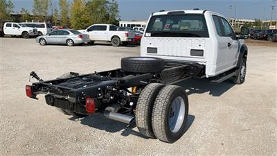 2020 Ford F-550 Super Cab DRW 4x4, Cab Chassis #F201059 - photo 2
