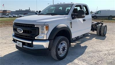 2020 Ford F-550 Super Cab DRW 4x4, Cab Chassis #F201059 - photo 4