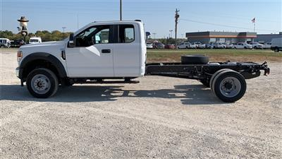 2020 Ford F-550 Super Cab DRW 4x4, Cab Chassis #F201059 - photo 5