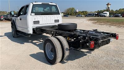 2020 Ford F-550 Super Cab DRW 4x4, Cab Chassis #F201059 - photo 9