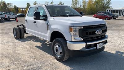 2020 Ford F-350 Crew Cab DRW 4x4, Cab Chassis #F201114 - photo 1