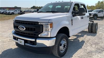 2020 Ford F-350 Crew Cab DRW 4x4, Cab Chassis #F201114 - photo 4