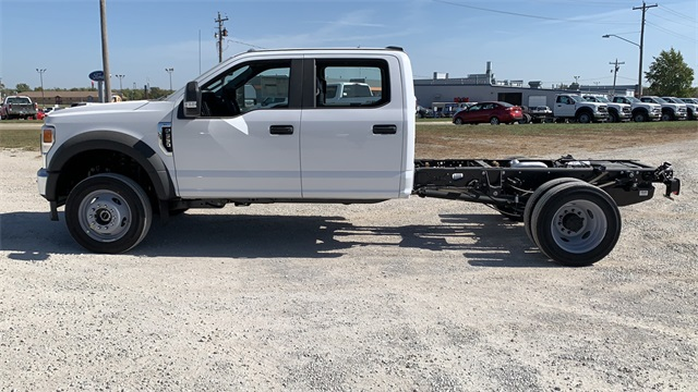 2020 Ford F-550 Crew Cab DRW 4x4, Cab Chassis #F201117 - photo 5