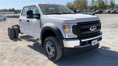 2020 Ford F-550 Crew Cab DRW 4x4, Cab Chassis #F201117 - photo 1