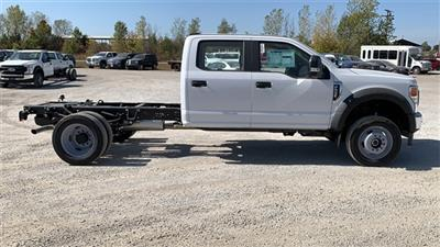 2020 Ford F-550 Crew Cab DRW 4x4, Cab Chassis #F201117 - photo 10