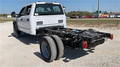 2020 Ford F-550 Crew Cab DRW 4x4, Cab Chassis #F201117 - photo 8