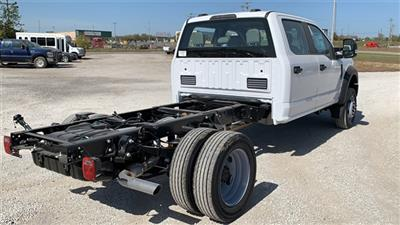 2020 Ford F-550 Crew Cab DRW 4x4, Cab Chassis #F201117 - photo 2