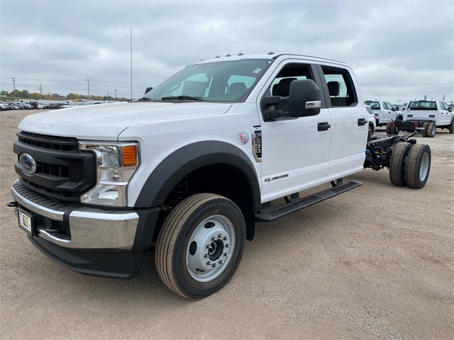 2020 Ford F-550 Crew Cab DRW 4x4, Cab Chassis #F201119 - photo 4