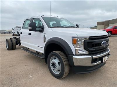 2020 Ford F-550 Crew Cab DRW 4x4, Cab Chassis #F201119 - photo 1