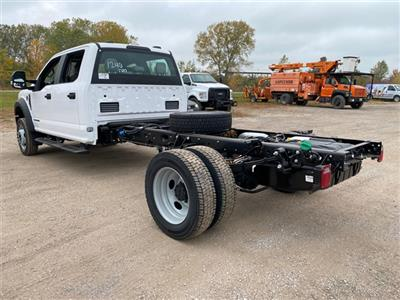 2020 Ford F-550 Crew Cab DRW 4x4, Cab Chassis #F201119 - photo 7