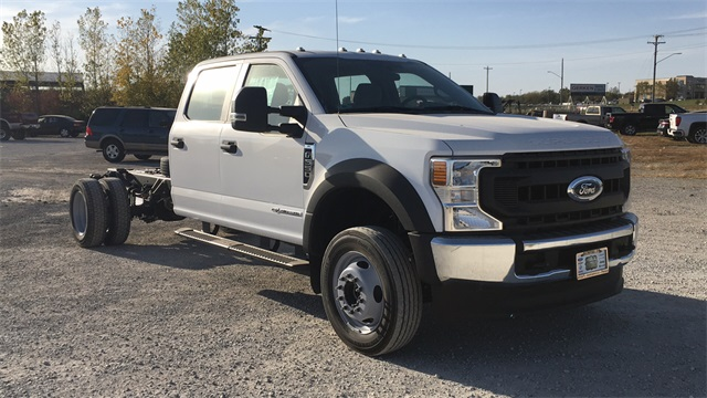 2020 Ford F-550 Crew Cab DRW 4x4, Cab Chassis #F201120 - photo 1
