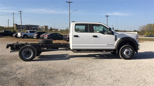 2020 Ford F-550 Crew Cab DRW 4x4, Cab Chassis #F201120 - photo 10