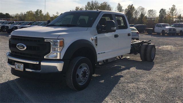 2020 Ford F-550 Crew Cab DRW 4x4, Cab Chassis #F201120 - photo 4