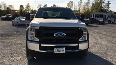 2020 Ford F-550 Crew Cab DRW 4x4, Cab Chassis #F201120 - photo 3