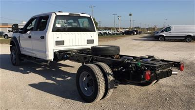 2020 Ford F-550 Crew Cab DRW 4x4, Cab Chassis #F201120 - photo 6