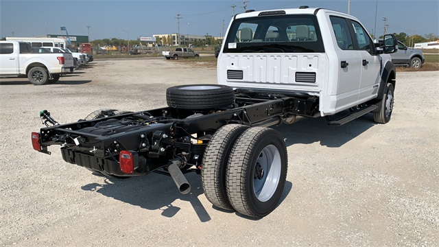 2020 Ford F-550 Crew Cab DRW 4x4, Cab Chassis #F201123 - photo 2