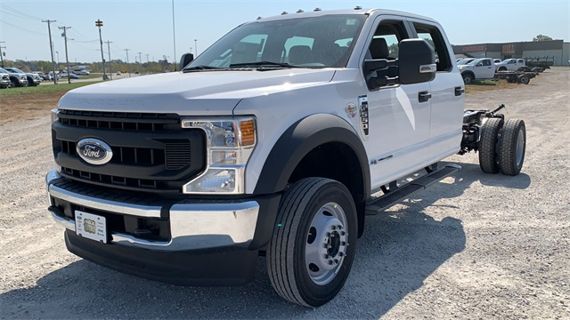 2020 Ford F-550 Crew Cab DRW 4x4, Cab Chassis #F201123 - photo 4