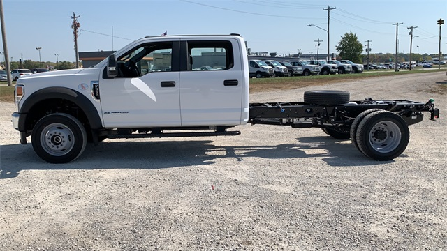2020 Ford F-550 Crew Cab DRW 4x4, Cab Chassis #F201123 - photo 5