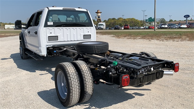 2020 Ford F-550 Crew Cab DRW 4x4, Cab Chassis #F201123 - photo 9