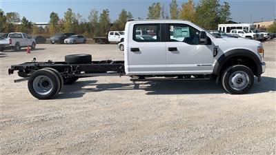 2020 Ford F-550 Crew Cab DRW 4x4, Cab Chassis #F201123 - photo 11
