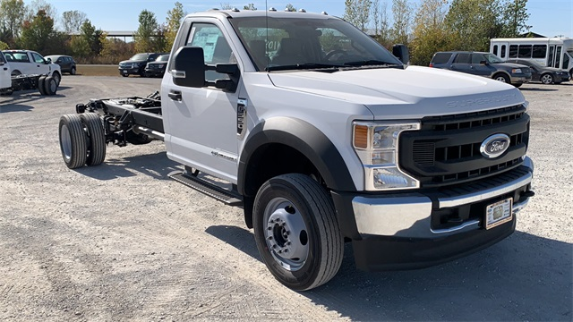 2020 Ford F-550 Regular Cab DRW 4x4, Cab Chassis #F201136 - photo 1