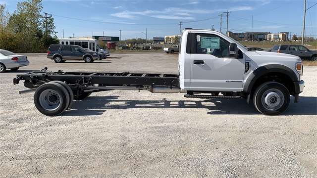2020 Ford F-550 Regular Cab DRW 4x4, Cab Chassis #F201136 - photo 10