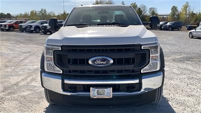 2020 Ford F-550 Regular Cab DRW 4x4, Cab Chassis #F201136 - photo 3