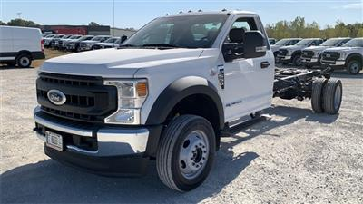 2020 Ford F-550 Regular Cab DRW 4x4, Cab Chassis #F201136 - photo 4