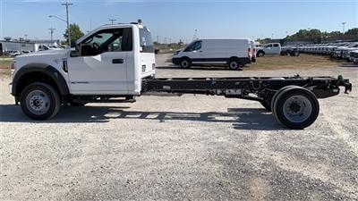 2020 Ford F-550 Regular Cab DRW 4x4, Cab Chassis #F201136 - photo 5