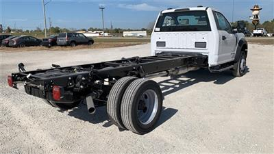 2020 Ford F-550 Regular Cab DRW 4x4, Cab Chassis #F201136 - photo 2