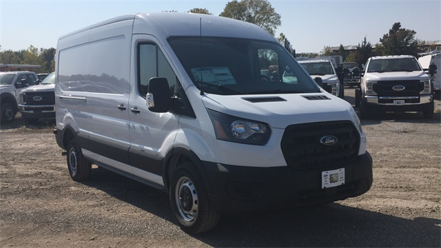 2020 Ford Transit 250 Med Roof RWD, Empty Cargo Van #F201177 - photo 1