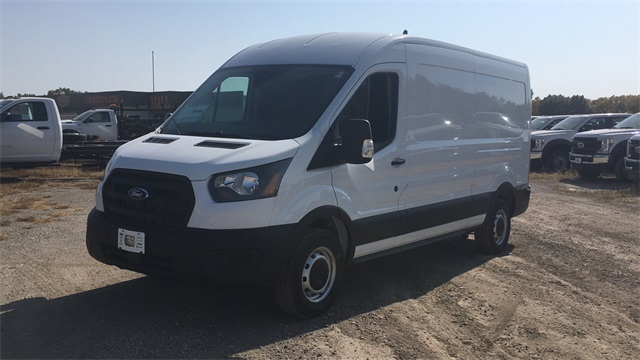 2020 Ford Transit 250 Med Roof RWD, Empty Cargo Van #F201177 - photo 4