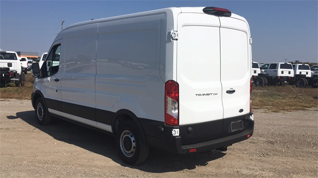 2020 Ford Transit 250 Med Roof RWD, Empty Cargo Van #F201177 - photo 6