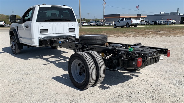 2020 Ford F-450 Regular Cab DRW 4x4, Cab Chassis #F201221 - photo 9