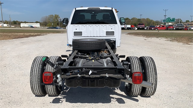 2020 Ford F-450 Regular Cab DRW 4x4, Cab Chassis #F201221 - photo 10