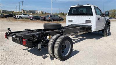 2020 Ford F-450 Regular Cab DRW 4x4, Cab Chassis #F201221 - photo 2