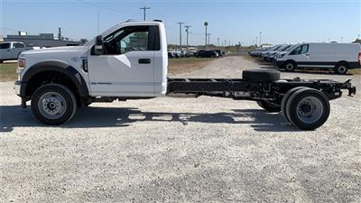 2020 Ford F-450 Regular Cab DRW 4x4, Cab Chassis #F201221 - photo 5