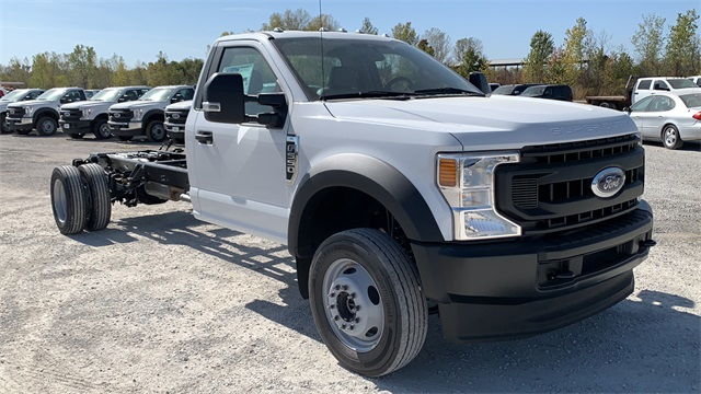 2020 Ford F-550 Regular Cab DRW 4x4, Cab Chassis #F201237 - photo 1