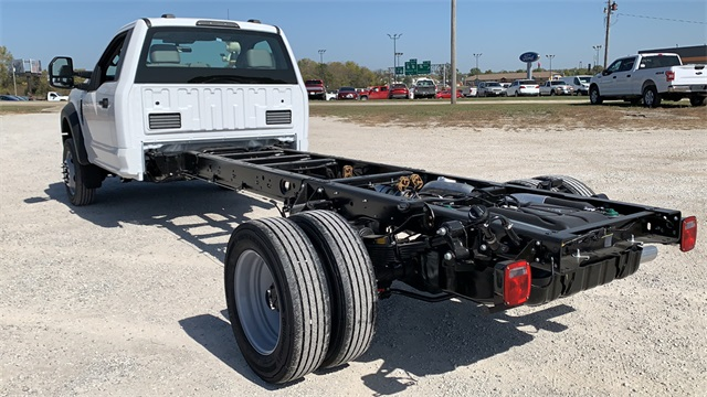 2020 Ford F-550 Regular Cab DRW 4x4, Cab Chassis #F201237 - photo 8