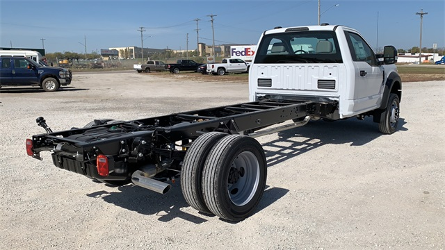 2020 Ford F-550 Regular Cab DRW 4x4, Cab Chassis #F201237 - photo 2