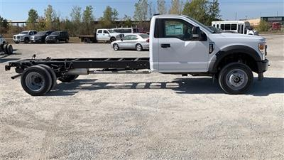 2020 Ford F-550 Regular Cab DRW 4x4, Cab Chassis #F201237 - photo 10