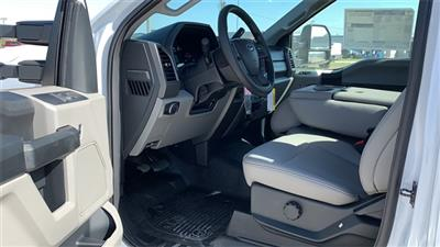 2020 Ford F-550 Regular Cab DRW 4x4, Cab Chassis #F201237 - photo 22
