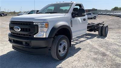 2020 Ford F-550 Regular Cab DRW 4x4, Cab Chassis #F201237 - photo 4