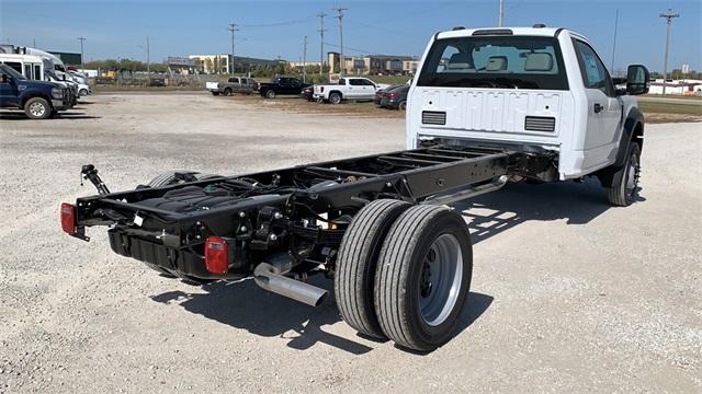 2020 Ford F-550 Regular Cab DRW 4x4, Cab Chassis #F201238 - photo 2