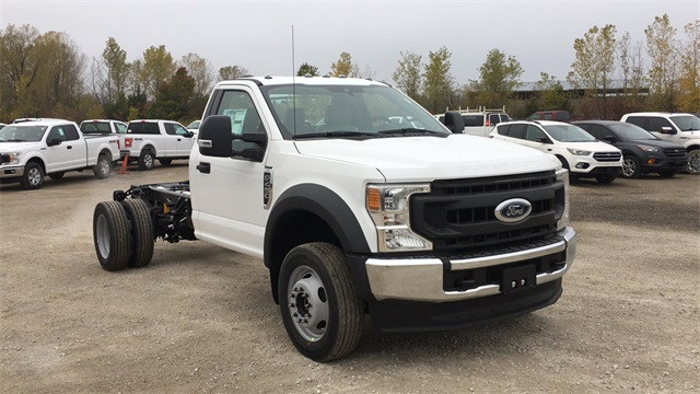 2020 Ford F-450 Regular Cab DRW 4x4, Cab Chassis #F201239 - photo 1