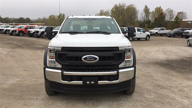 2020 Ford F-450 Regular Cab DRW 4x4, Cab Chassis #F201239 - photo 3