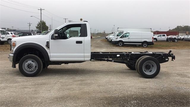 2020 Ford F-450 Regular Cab DRW 4x4, Cab Chassis #F201239 - photo 5