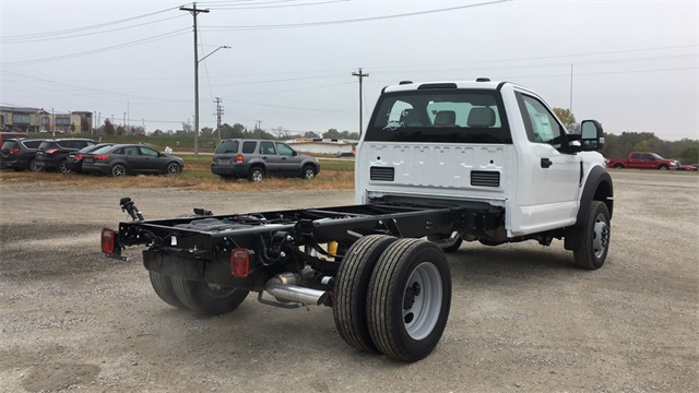 2020 Ford F-450 Regular Cab DRW 4x4, Cab Chassis #F201239 - photo 2
